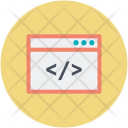 Css Php Programming Icon