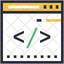 Css Php Source Icon
