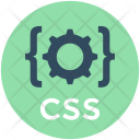 Css Gear Settings Icon