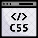 Css Code Icon