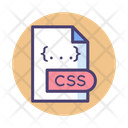 Css Document Icon