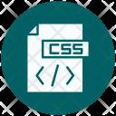 Css Extension Development Icon