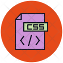 Css Extension Development Coding Icon
