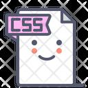 Css File Developer File Css Document Icon