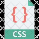 Coding Css Development Icon