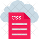 Cloud Computing File Icon