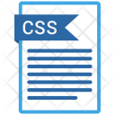 Css file Icon