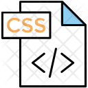 Css Cascading Style Icon