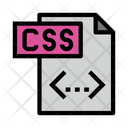 Css File Document Icon