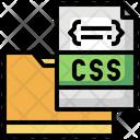 Css Folder Icon