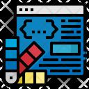 Css Design Sheet Icon