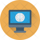 Brain Ctscan Organ Icon
