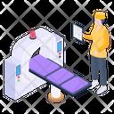 Ct Scan Machine Icon