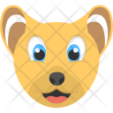 Cub Face Baby Icon