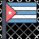 Cuba Cuban Country Icon