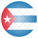 Cuba National Country Icon