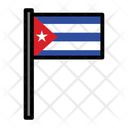 Country Cuba Flag Icon