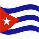 Flag Country Cuba Icon