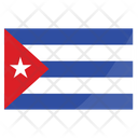 Cuba International Nation Icon