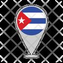 Country Cuba Flag Icon