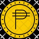 Cuba Peso Icon