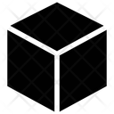Cube Square 3 D Cube Icon