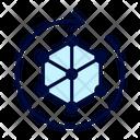Cube D Cube D Box Icon