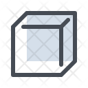 Cube Abstract Design Icon