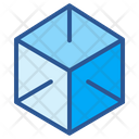 Cube D Cube Square Cube Icon