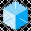 Cube D Cube Square Cube Icon