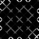 Cube Molecular Overlap Icon