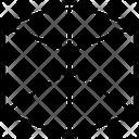 Cube 3 D Box Icon