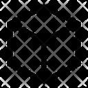 Cube Abstract Box Icon