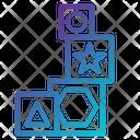 Cube Educative Cubes Icon