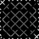 Cube Box Shape Icon