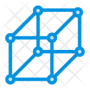 Cube Science Chemistry Icon