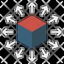 Cube Creative Design Icon