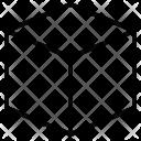 Cube Geometric Shape Icon