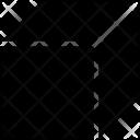 Cube Square Block Icon