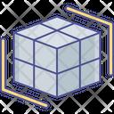 Cube Cubic Dice Icon
