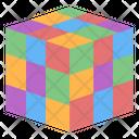 Toys Cube Game Icon