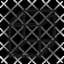 Cube Cibe Design D Cube Icon