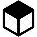 Cube Box 3 D Cube Icon
