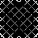 Cube D Cube Shape Icon