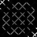 Shape Cube Design Icon