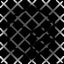 Cube 3 D Icon