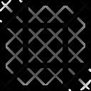 Cube Shape Icon