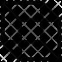 Cube Cubic Box Icon