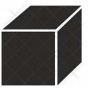 Cube Box Package Icon