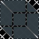 Cube Shape Box Icon